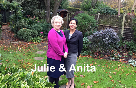Anita and Julie - Take Care Owners